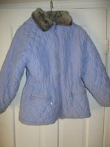 Lilac London Fog Girls Quilted Winter Jacket 14-16 in Westmont, Illinois