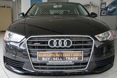 2016 AUDI A3 AWD, AUTOM., NAVI, Leather, Sunroof, like NEW! in Hohenfels, Germany