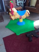 Fisher Price Laugh & Learn Smart Bounce & Spin Pony in Fort Benning, Georgia