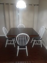 Table with 4 chairs in Spring, Texas