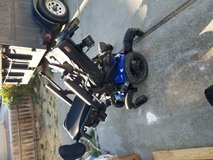 like new quieckie electric wheelchair in Vacaville, California