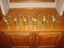 """Authentic Qty """"6"""" Vintage 1990's NFL Libbey GREEN BAY PACKERS Mugs!! in Brookfield, Wisconsin"""