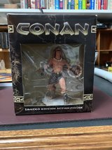 Conan The Barbarian Wolf Action Figure Limited Edition in Algonquin, Illinois