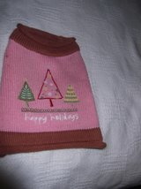 HOLIDAY DOG SWEATER    NEW in Cherry Point, North Carolina