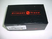 Crimson Trace Lasergrip for Smith and Wesson J-Frame Round Butt, Black, Rubber Overmold Grip wit... in Alamogordo, New Mexico