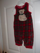 TEDDY BEAR CHRISTMAS OVERALL in Cherry Point, North Carolina