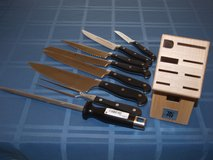 Knife Set New in Wiesbaden, GE