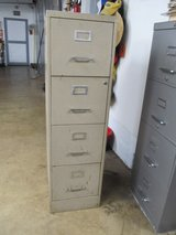 4-Drawer Letter File Cabinet in Aurora, Illinois