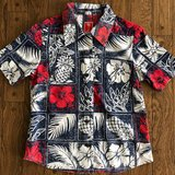 Okinawan Aloha Shirt Kariyushi Wear in Okinawa, Japan