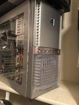 Aluminum Antec PC case w/ parts in The Woodlands, Texas
