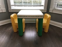 Little Tykes Table and Chairs in Bartlett, Illinois