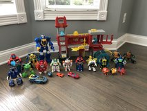 Transformers toys collection in Bartlett, Illinois
