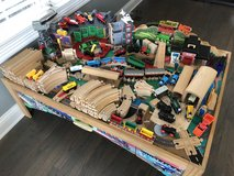 Thomas the Train Table, Tracks, and Trains in Bartlett, Illinois
