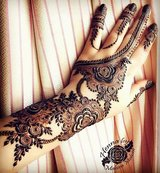 Henna body Art in Cleveland, Texas