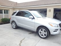 2012 Mercedes Bentz  ML-350 in 29 Palms, California