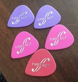 5 Guitar Picks in Yorkville, Illinois