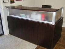Reception Desk in Fort Campbell, Kentucky