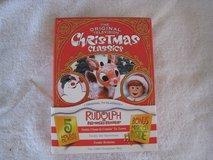 Original TV Christmas Classics/DVD's,  New, Never Used in Bolingbrook, Illinois
