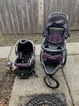 Baby Trend Expedition Travel System in Travis AFB, California