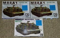 AFV CLUB 1/35 M-88A1 TANK RECOVERY VEHICLE in Camp Lejeune, North Carolina