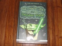 """THE STRANGE CASE OF ORIGAMI YODA"" STAR WARS BOOK SO CUTE!!!!! in Camp Lejeune, North Carolina"