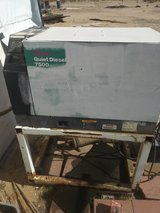 Onan 7500 Quiet Diesel Generator in 29 Palms, California