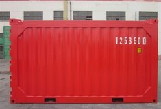 15ft Storage container in Camp Humphreys, South Korea