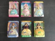 Barbie Children's Collection Serie, NRFB, 1995-2000 in Ramstein, Germany