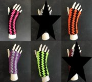 Arm warmers, wrist warmers, gloves, MyBoshi, handmade, various colors in Ramstein, Germany