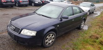 Audi A6 2.5 TDI-DIESEL! Automatic! 2003 Year! New inspection! in Ramstein, Germany