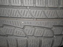 2 tires 225/60R17 Nokian WR3 (finnland) with lot of tread left on  Allweather plu0 in Ramstein, Germany