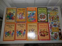 Wee sing songbooks in Lockport, Illinois