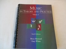 Music in Theory and Practice in Chicago, Illinois