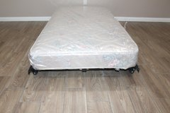Twin size trundle- mattress included in Kingwood, Texas