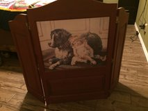Fire place screen in Conroe, Texas