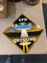 ufo sign in Vacaville, California