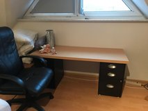 Desk and chair in Baumholder, GE