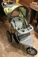 SAFARI INSTEP  BABY STROLLER LIKE NEW in Fort Knox, Kentucky