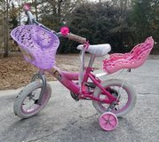 Girls disney princess bicycle in Warner Robins, Georgia