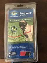 Easy Walk dog harness in Fort Hood, Texas