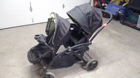 Double stroller in Travis AFB, California