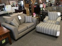 Loveseat ($298), Chair ($258), and Ottoman ($150) in Fort Leonard Wood, Missouri