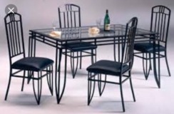 7 pc Dinning Set in Beaufort, South Carolina