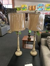 Matching Pair of Lamps in Fort Leonard Wood, Missouri