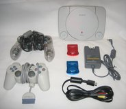 Original Sony PlayStation 1 System - Tested and Working - PS1 PS One in Naperville, Illinois