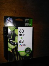 1  HP 68 Combo Ink Cartridges Black and Color New in Hopkinsville, Kentucky