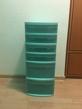 plastic chest of drawers in Stuttgart, GE