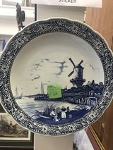 Vtg Delftware Platter in Perry, Georgia
