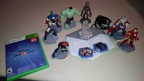 XBOX 360 Disney Infinity lot in Spring, Texas