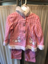 ***BRAND NEW***Baby Girl Poodle Outfit SZ 24 months in Kingwood, Texas
